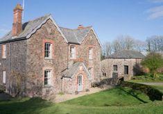 Woodhouse, 4 Bedroom Holiday Home in Exmoor, Sleeps 8 Log Burner Log Burner, Countryside, 2 Log, Sleep, Cabin, Mansions, Bedroom, Devon, House Styles