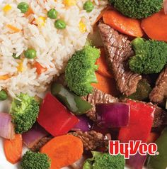 Make take out at home. Easy Beef and Broccoli takes just minutes - perfect for those nights when dinner has to be done NOW.