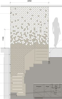 Staircase, One Osnaburgh Street - Fluid Structures