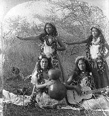 traditional hawaiian dress 1920 - Google Search