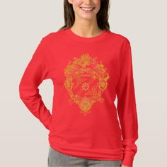 Oz Royalty Icon with character art T-Shirt