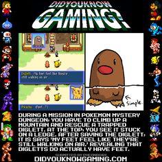 Pokemon Mystery Dungeon. http://www.youtube.com/watch?=pjyPNVg7dRU