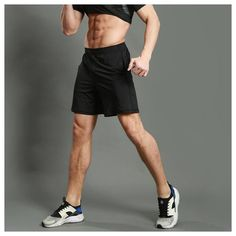 #BlackFriday is coming early #BestPrice #CyberMonday New Shorts Men Gym Fitness Running Shorts Mens Professional Bodybuilding Training…