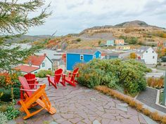 Fall Drinks, Tap Room, Outdoor Furniture Sets, Outdoor Decor, Newfoundland, Fine Dining, Places To See, Coffee Shop, Hiking