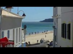 ▶ Praia Salema Vila do Bispo Algarve Portugal (HD) - YouTube