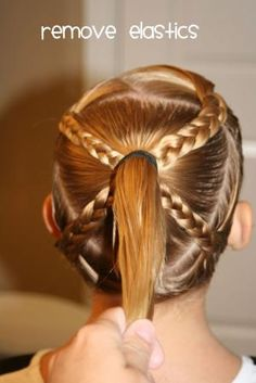 Lots of cute hair ideas for the kids by lesa