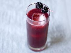 Blackberry Gin and Tonic Recipe on Yummly