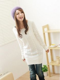 2401f7206d Buy 2012 New Arrive Women s Casual Fashion Long Sleeve O Neck Skull Trendy  Knit Sweater Cardigan
