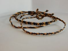 Excited to share the latest addition to my #etsy shop: Father's Day gift,set of 3,macrame bracelets for him,father and son,father and daughter,friendship bracelets,macrame,braided,twisted https://etsy.me/2JfQofO #jewelry #bracelet #baptism #lovefriendship #yes #unisexa