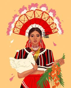 The Talaandig are an Indigenous tribe in the province of Bukidnon, Mindanao Philippines. They are one of the tribes who resisted… Filipino Art, Filipino Tribal, Filipino Culture, Philippine Mythology, Philippine Art, Character Illustration, Illustration Art, Character Art, Character Design