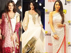 This Diwali, look your best with the colour white! With celebrities walking the ramp as well as flaunting gorgeous Indian wear in white at several dos, we are pretty sure it is the colour of the season. If you wish to transform yourself into an ethereal beauty and stand out in this festive hue, then we suggest you take a cue from these gorgeous actresses from Bollywood. Take a look.