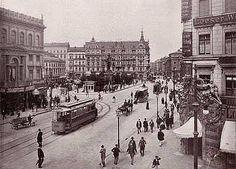 This is  Strasbourg, Leipzig where  Chancellor Theobald von Bethmann Hollweg attended school.