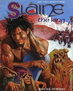 comics slaine