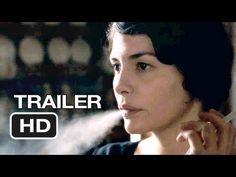 Mood Indigo Official US Release Trailer (2014) - Audrey Tautou, Romain Duris Movie HD - YouTube