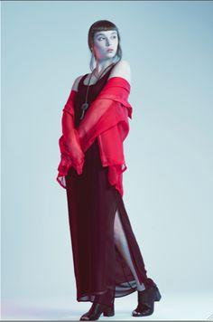 The Brave Charmer for Never Lazy Magazine. Styling Allegra Ghiloni. Photography Luke Musharbash.