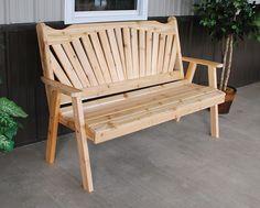 18 Amusing Cedar Garden Bench Photograph Designer