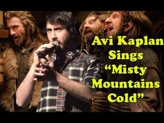 "Avi Kaplan Sings ""Misty Mountains Cold"" - Pentatonix at The Fillmore 2013 Words cannot express how much I love this."