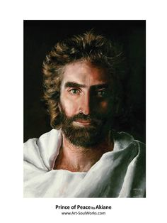 Prince Of Peace - One of my favourite paintings of Akaine...