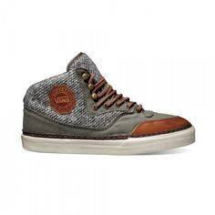 Vans Vault Harris Tweed Capsule Collection - Winter 2012 / Follow My SNEAKERS Board!