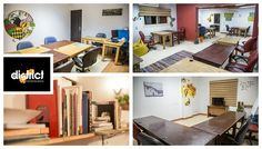 The District Egypt #Coworking Space in El Maadi, Egypt.