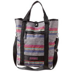 Kelsey Tote by Dakine - The ultimate beach tote for wet swimsuits and towels so they dont soak your outfit or your car.