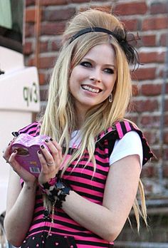 Avril Lavigne обои