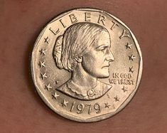 Valuable Pennies, Rare Pennies, Valuable Coins, One Dollar, Dollar Coin, Rare Coin Values, Old Coins Worth Money, Sacagawea Dollar, Susan B Anthony