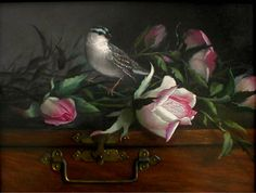Mary Kay West   OIL