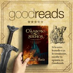 Si lo estás leyendo o ya lo terminaste, escribe tu reseña en Goodreads.