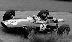 1963 Jim Clark, Lotus 25 Climax