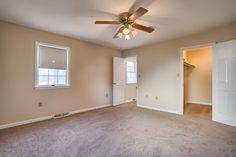 Owners bedroom w/ WIC #Ephrata #PA #homesforsale #realestate #pennsylvania