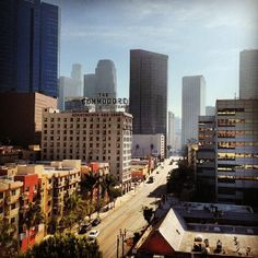 view from the historic mayfair los angeles the historic. Black Bedroom Furniture Sets. Home Design Ideas