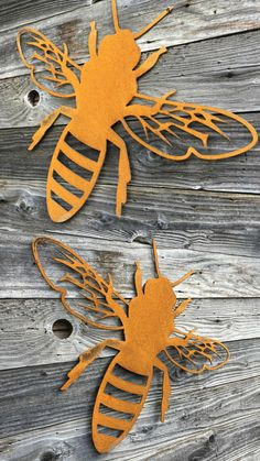 Metal Bee Sign #ad #Etsy #bee