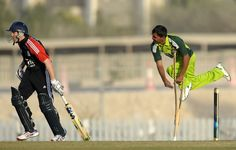 Pakistan Disabled Vs England Disabled Cricket Series in Feb. 2012 Dubai