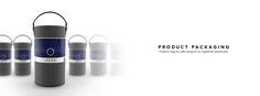 Marius Kindler on Behance. Packaging portfolio reference.