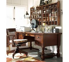 <3 this whole home office!!