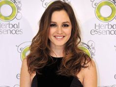 Leighton Meester. Beautiful...