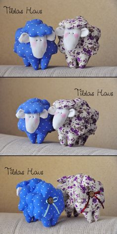 My Tilda Sheep. Elena Kolodko