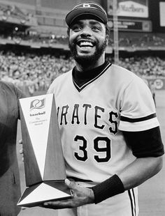 Dave Parker - 1979 All Star Game