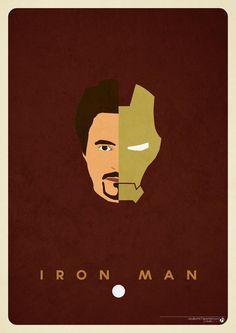 Tony Stark/ Iron Man
