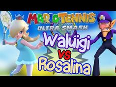 ABM: Rosalina Vs Bowser !! Super Smash Bros Wii U!! GAMEPLAY MATCH!! HD - YouTube