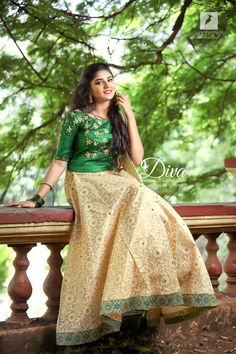 26546e6206 Traditional Skirts, Skirts For Kids, Indian Dresses, Indian Outfits, Indian  Clothes,