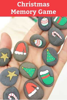 These Christmas Painted Rocks are perfect for celebrating and gifting this holiday season. From fun Christmas trees to holiday unicorns, there is a tutorial for every skill level! Christmas Rock, Cool Christmas Trees, Christmas Tree Themes, Christmas Makes, Simple Christmas, Christmas Holidays, Rock Painting Ideas Easy, Rock Painting Designs, Christmas Art Projects