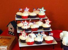 My Coconut Cupcakes. (Georgetown Cupcakes Recipe...delish!)