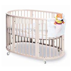 Stokke Sleepi Crib | round crib