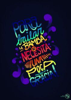La Bamba by ~wiszdomart