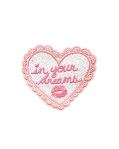In Your Dreams Patch
