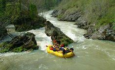 Korana River White water rafting, Croatia