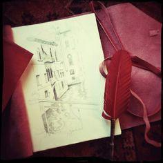 My Venice sketchbook. By Jolanda Richter