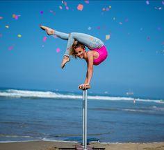 Sofie dossi is so awesome flexibility is awesome in 2019 sofie dossi gymnastics flexibility - Sofie dossi gymnastics ...
